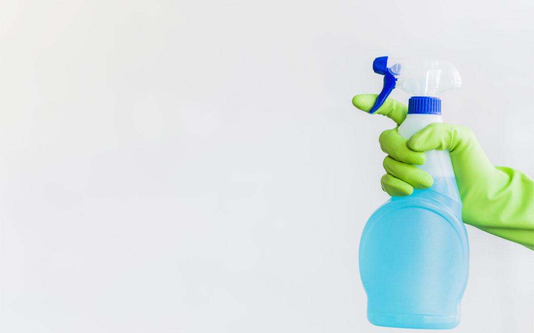 Hvordan vet jeg hvilket rengjøringsmiddel jeg bør bruke?