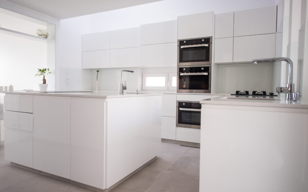 Hvordan bygge et nytt kjøkken